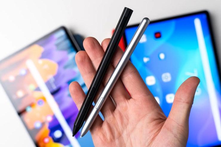 Lenovo Tab P11 Pro vs Samsung Galaxy Tab S7 Stift
