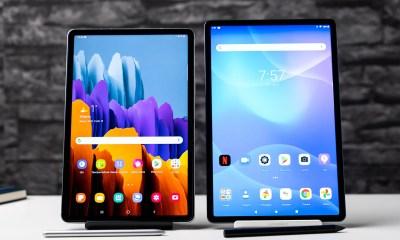 Lenovo Tab P11 Pro vs Samsung Galaxy Tab S7