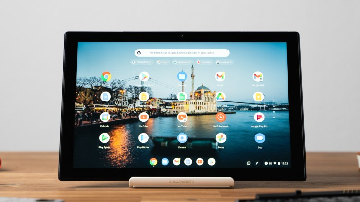 ASUS Chromebook CM3 Review