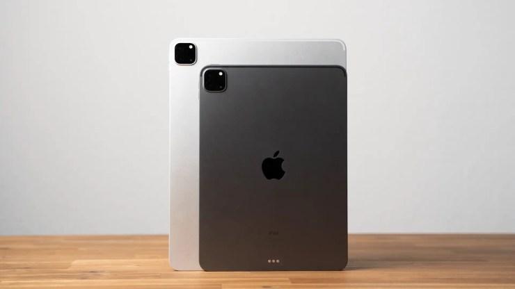 Apple iPad Pro M1 Design