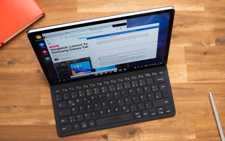 Samsung Galaxy Tab S7 FE Keyboard Cover Slim