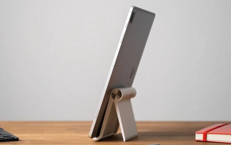 Samsung Galaxy Tab S7 FE MicroSD Slot