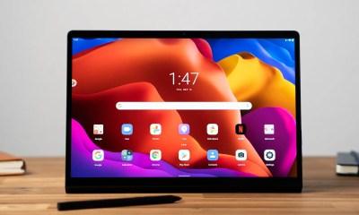 Lenovo Yoga Tab 13 getestet