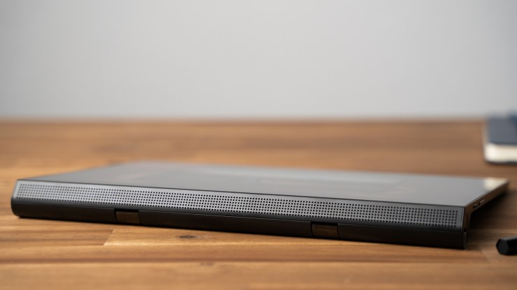 Lenovo Yoga Tab 13 Lautsprecher