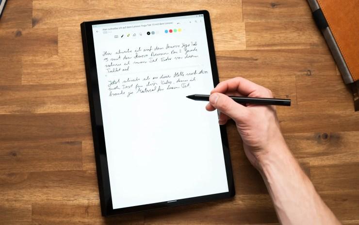 Lenovo Yoga Tab 13 Stylus