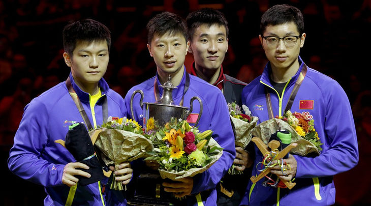 Best Players in table tennis