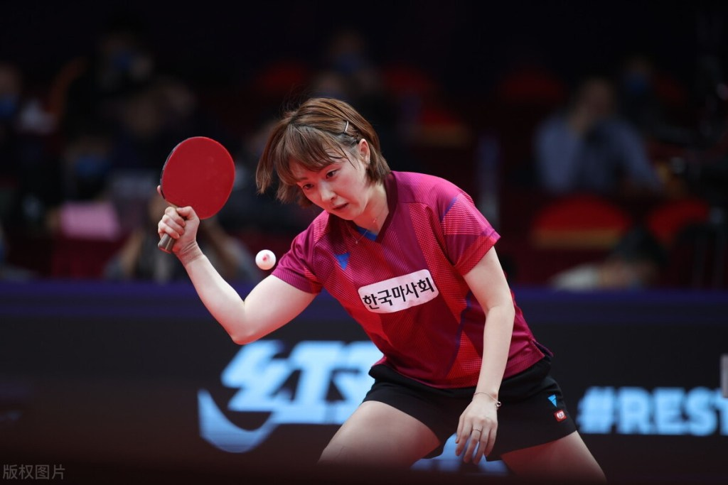 How to play forehand chop in table tennis