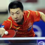 How to play table tennis push
