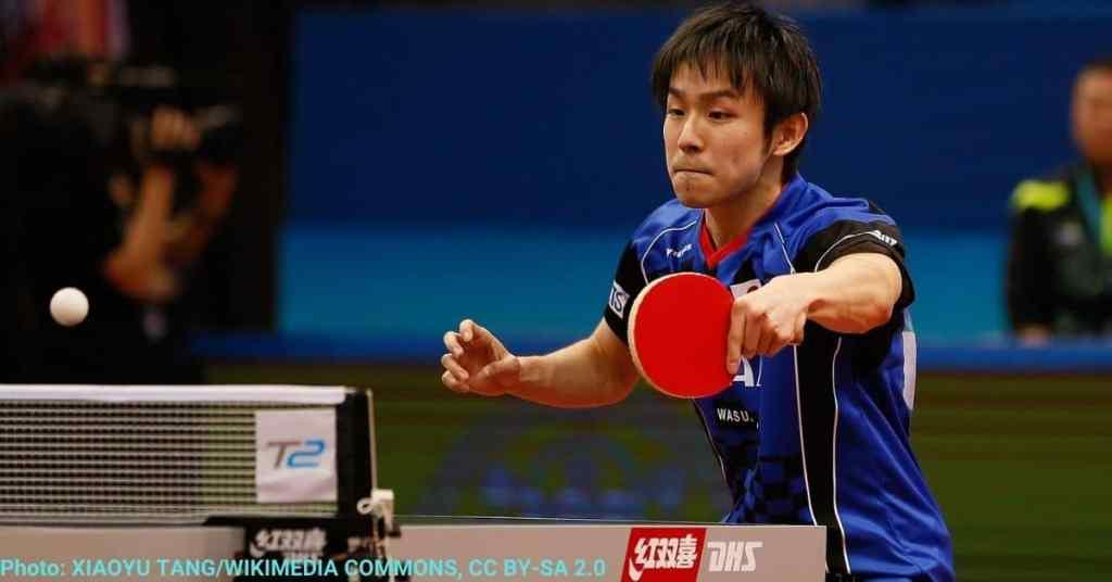Table Tennis Block