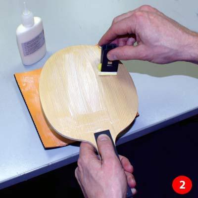 Table Tennis Glue