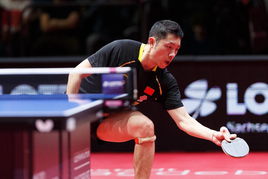 Table Tennis Lob