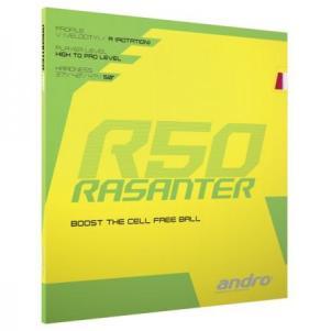Simon Gauzy's BH Rubber: Andro Rasanter R53