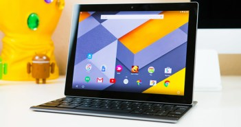 Android-tablet met Chrome OS