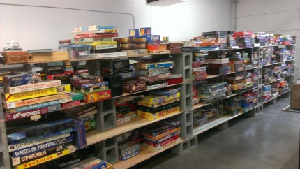 Game Shelf at imogap