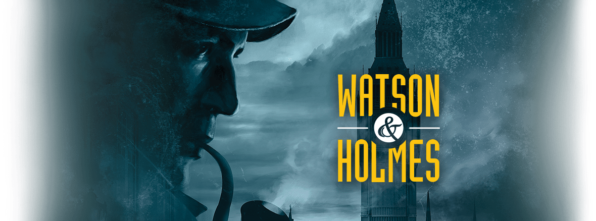 Image result for watson and holmes board game