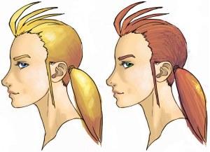 Sofie hair