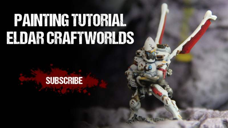 Painting Tutorial: Eldar Craftworlds