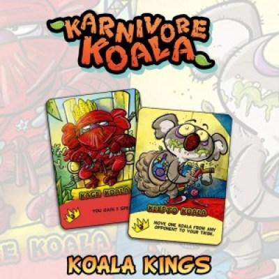 Karnivore Koala - Koala Kings