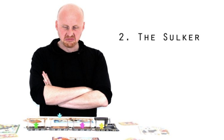 Worst Types Of Tabletop Gamer - Sulker