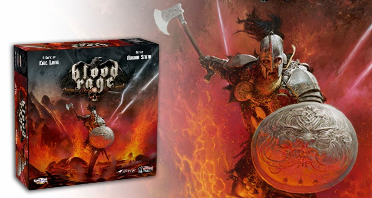 Investing in Board Games - Blood Rage
