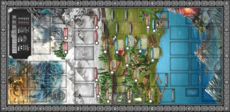 Play Mats - Champions of Midgard