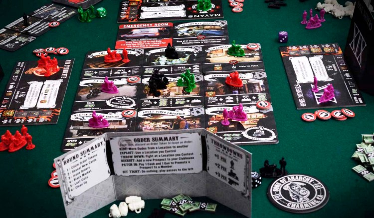 REVIEW] Sons of Anarchy: Men of Mayhem plus Expansions