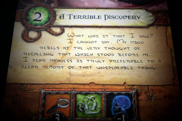 Elder Sign Review - Font