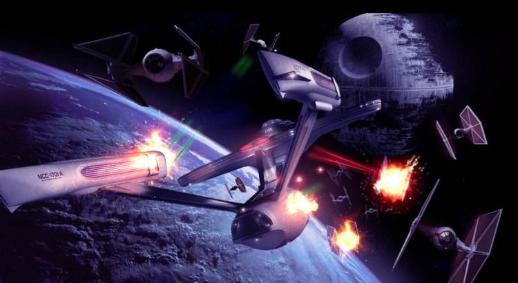 Star Trek Ascendancy - Star Wars vs Star Trek