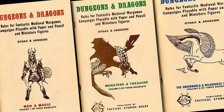 Board Games Are The New Video Games - Dungeons & Dragons