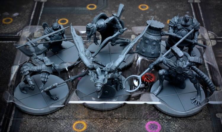 Dark Souls The Board Game - Bosses