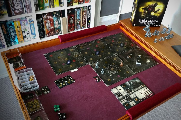 Dark Souls The Board Game - Gaming Table
