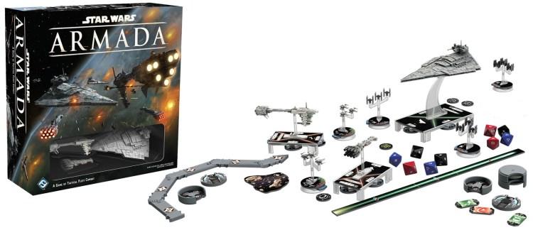 Star Wars games - Armada