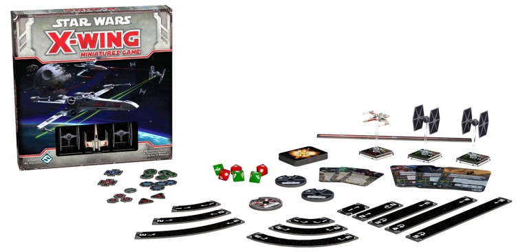Star Wars games - X-Wing