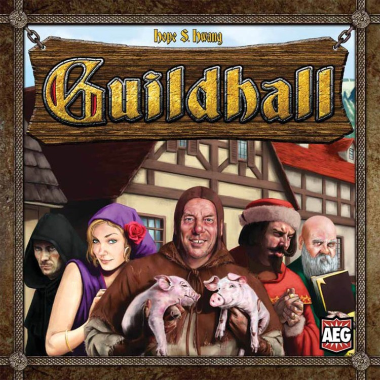 Worst Board Game Box Art Ever - Guildhall