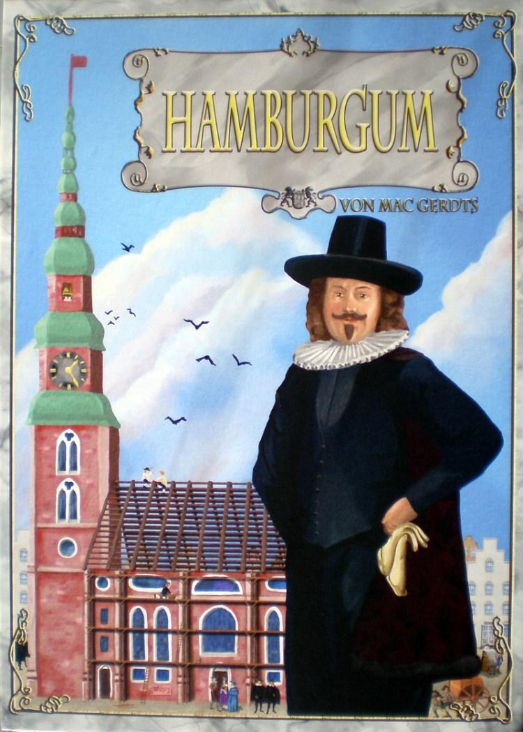 Worst Board Game Box Art Ever - Hamburgum