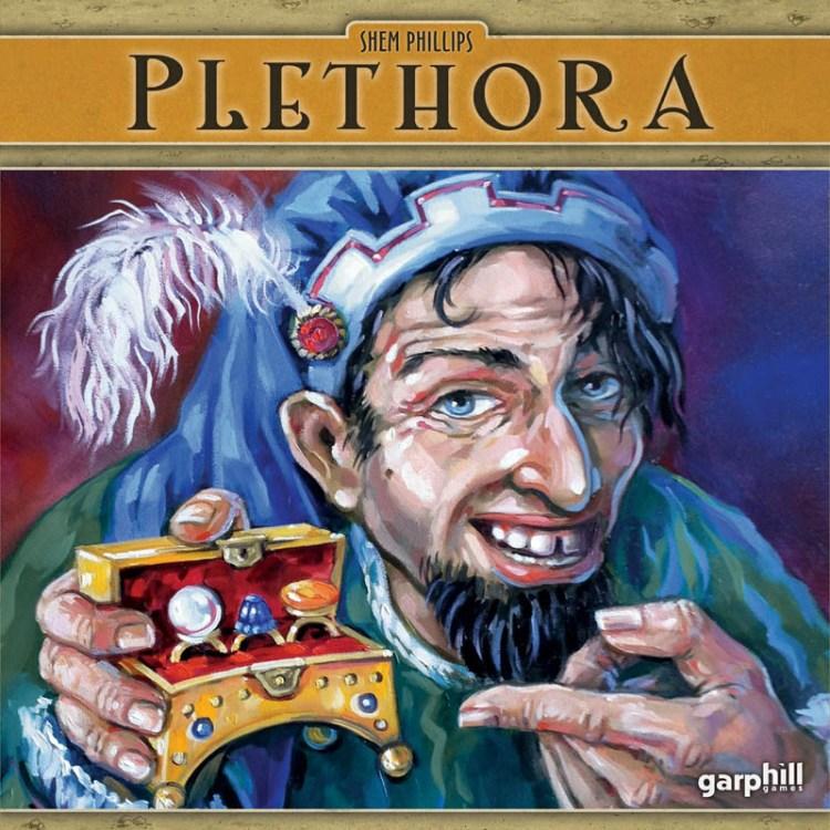 Worst Board Game Box Art Ever - Plethora