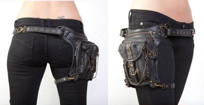 Travelling Tabletop Gamer - Fanny Pack Bum Bag