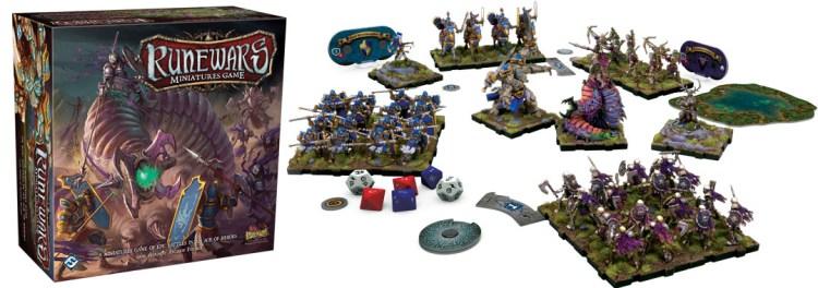 Paper Soldiers - Runewars Miniatures Game