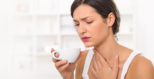 Soigner une laryngite naturellement