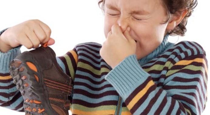 Enlever les odeurs des chaussuresEnlever les odeurs des chaussures