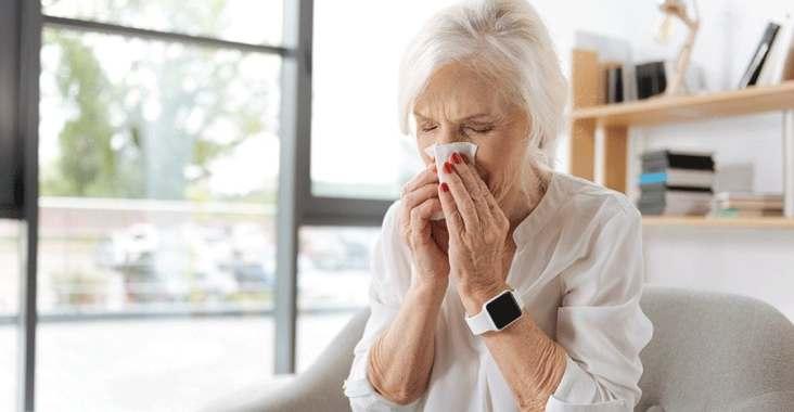 grippe personnes âgées