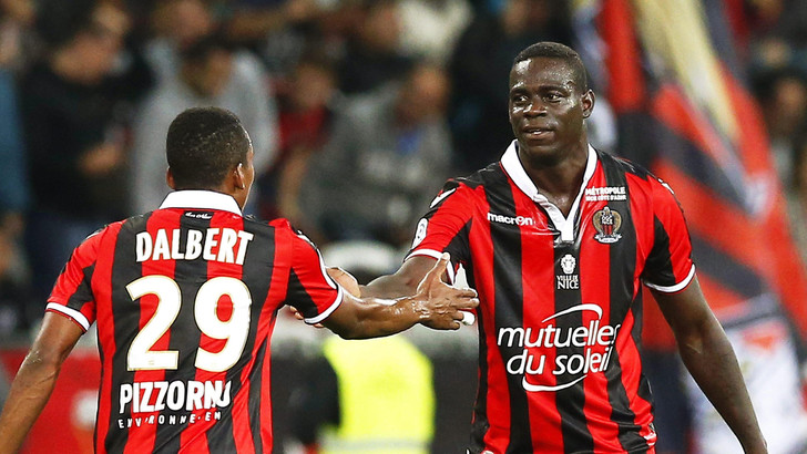 Balotelli Nizza Ligue1