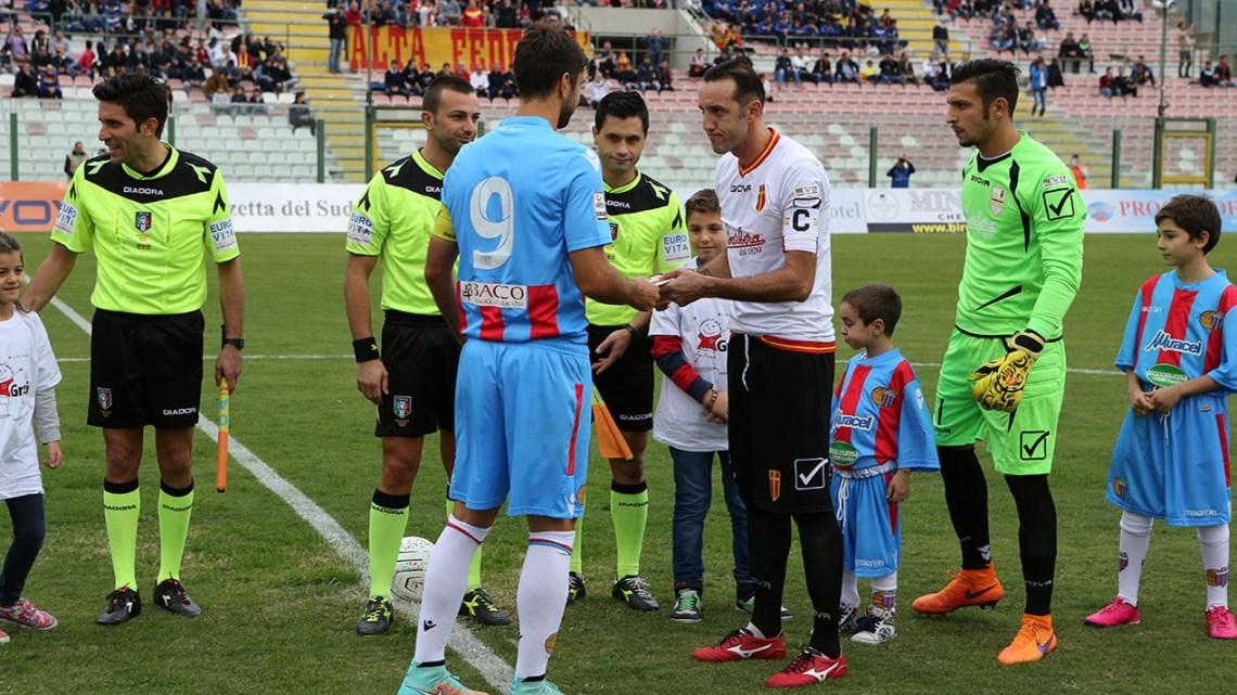 Messina-Catania il Derby