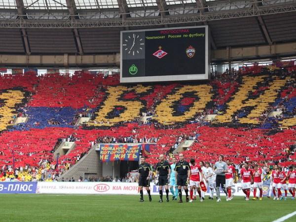 calcio russo