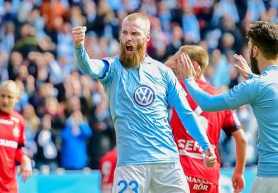Berget Malmo Allsvenskan