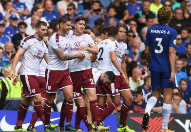Burnley Chelsea Premier League