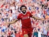 Momo Salah Liverpool