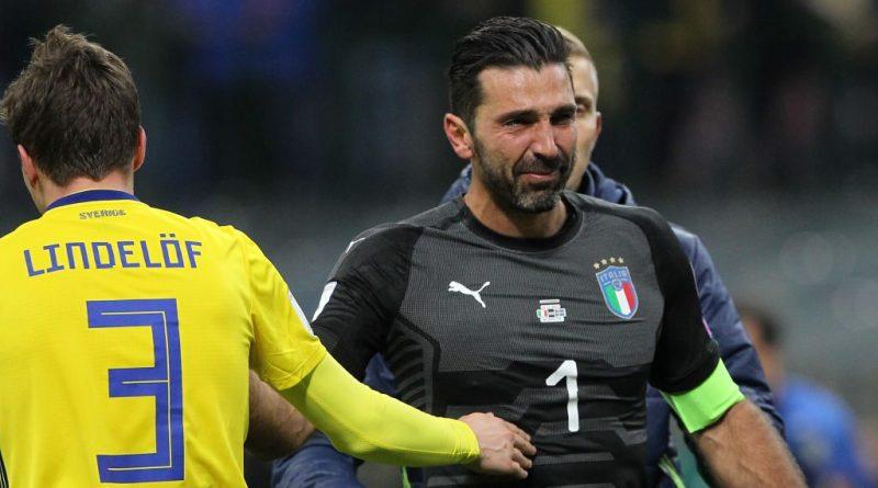 Buffon Italia Svezia