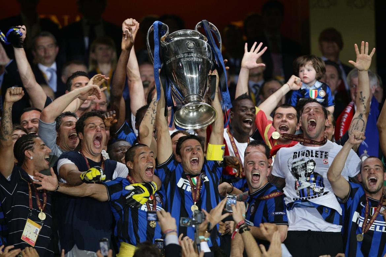 Inter triplete