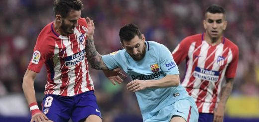 Atletico Madrid-Barcellona